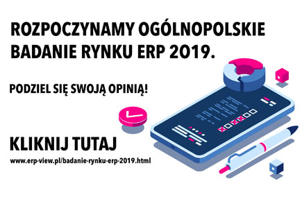 Ogólnopolskie Badanie Rynku ERP 2019